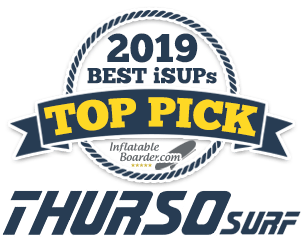 THURSO SURF Best SUP 2019