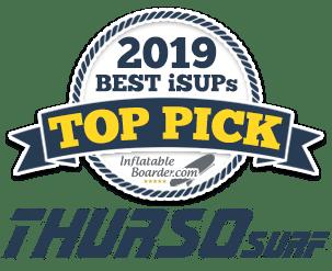 THURSO SURF Best SUP 2019