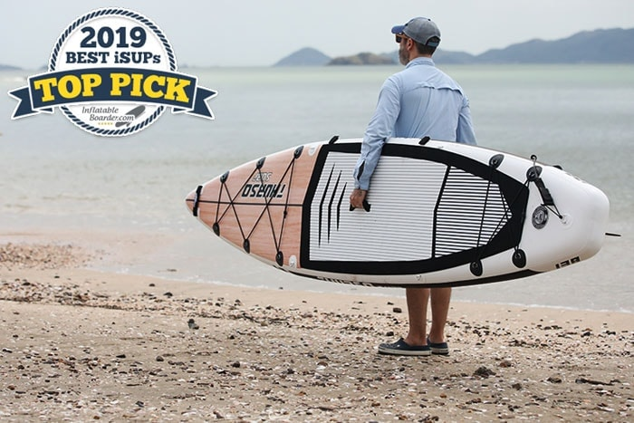 THURSO SURF Expedition SUP Board