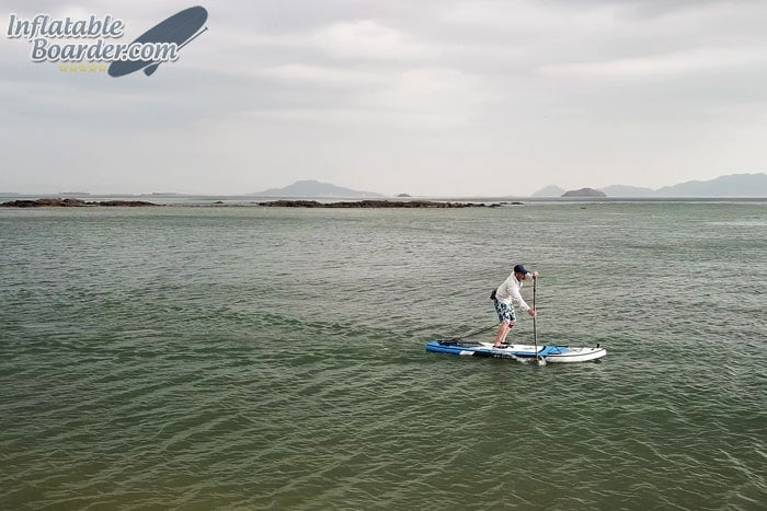 2019 BLACKFIN Model X Inflatable SUP