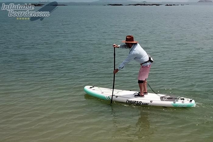 2019 THURSO Inflatable Paddle Board