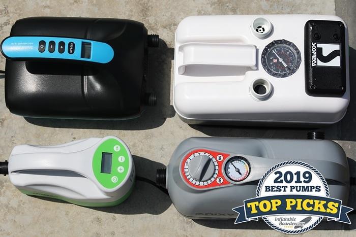 Electric iSUP Pump Reviews