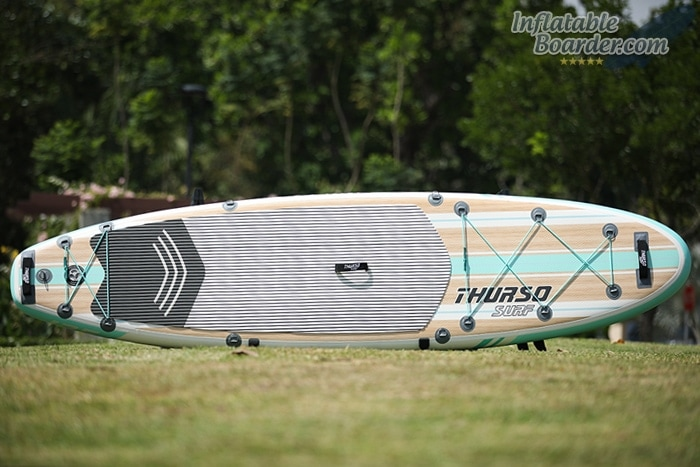 "THURSO Waterwalker 10'6"" iSUP Top"