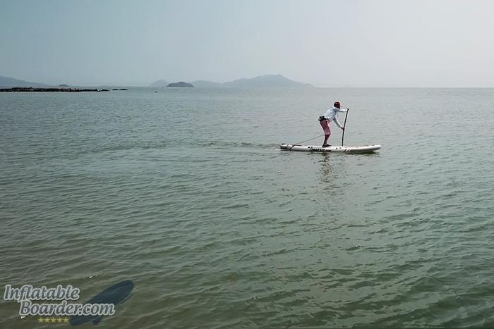 THURSO Waterwalker 11' Ocean Paddling