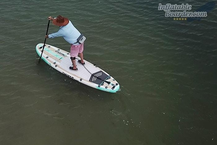 THURSO Waterwalker in Ocean