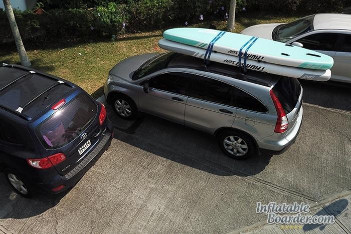 THURSO Waterwalker Inflatable SUPs