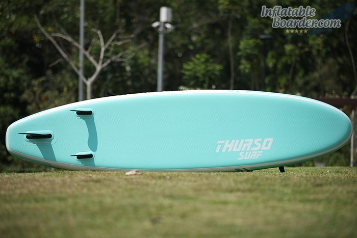 THURSO WW126 SUP Bottom
