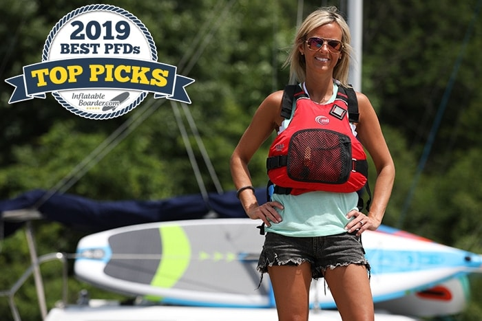 Best SUP PFD Life Jacket