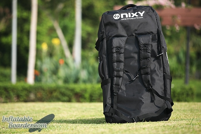 NIXY Carrying Bag Back