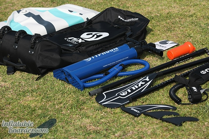 NIXY Newport SUP Accessory Bundle
