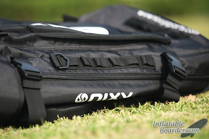 NIXY SUP Backpack Side