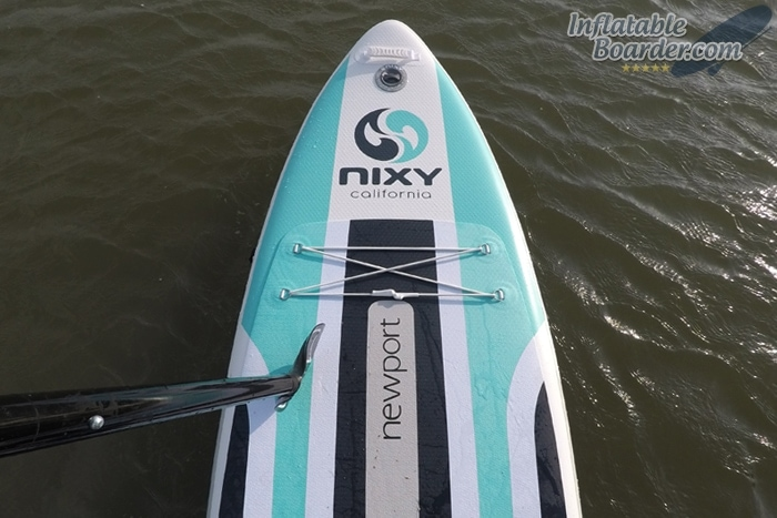 NIXY SUP GoPro Shot
