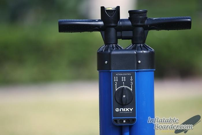 NIXY Typhoon Pump Action Control