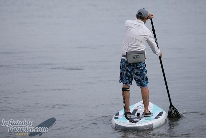 Paddling NIXY Newport Inflatable SUP