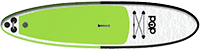 POP Paddleboards 11' Inflatable