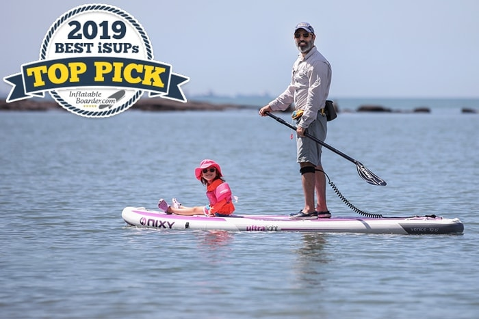 NIXY Venice Review (2019 G3 Fitness SUP)