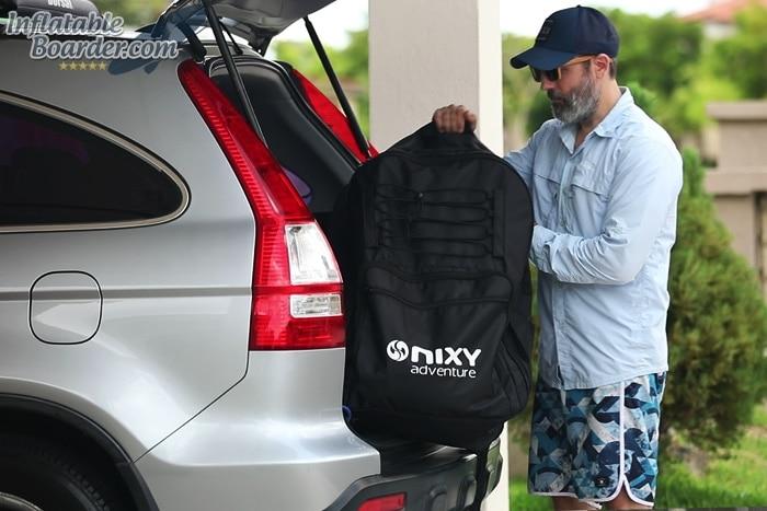 Compact NIXY iSUP Travel Bag