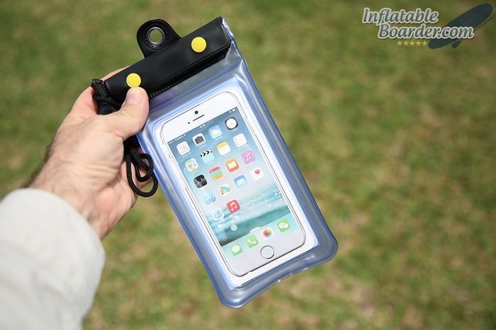 iROCKER Waterproof Phone Case