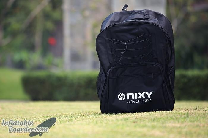 NIXY Huntington Travel Backpack