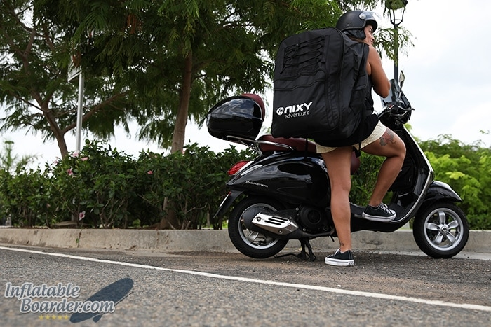 NIXY Huntington Ultra-Compact SUP