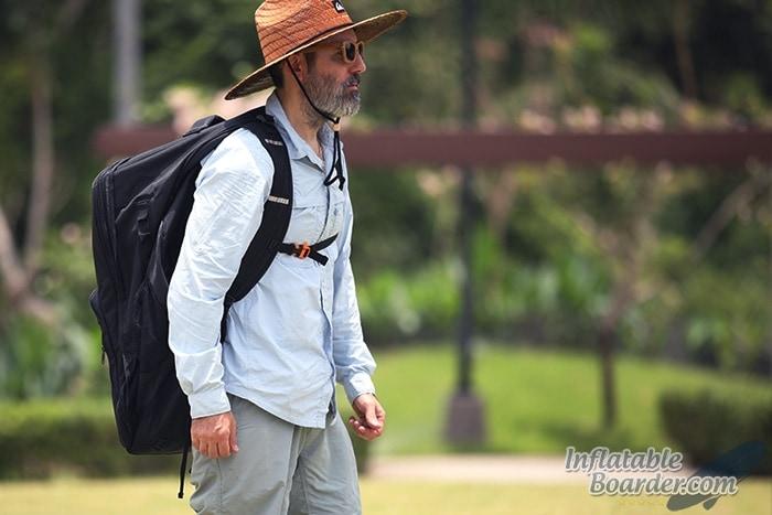NIXY SUP Compact Travel Bag