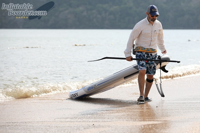 Pulling NIXY Huntington on Beach