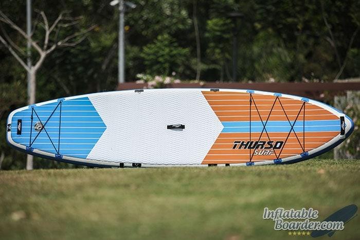 THURSO SURF Max iSUP Top