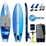 2019 Earth River SUP 10-0 V3 Bundle