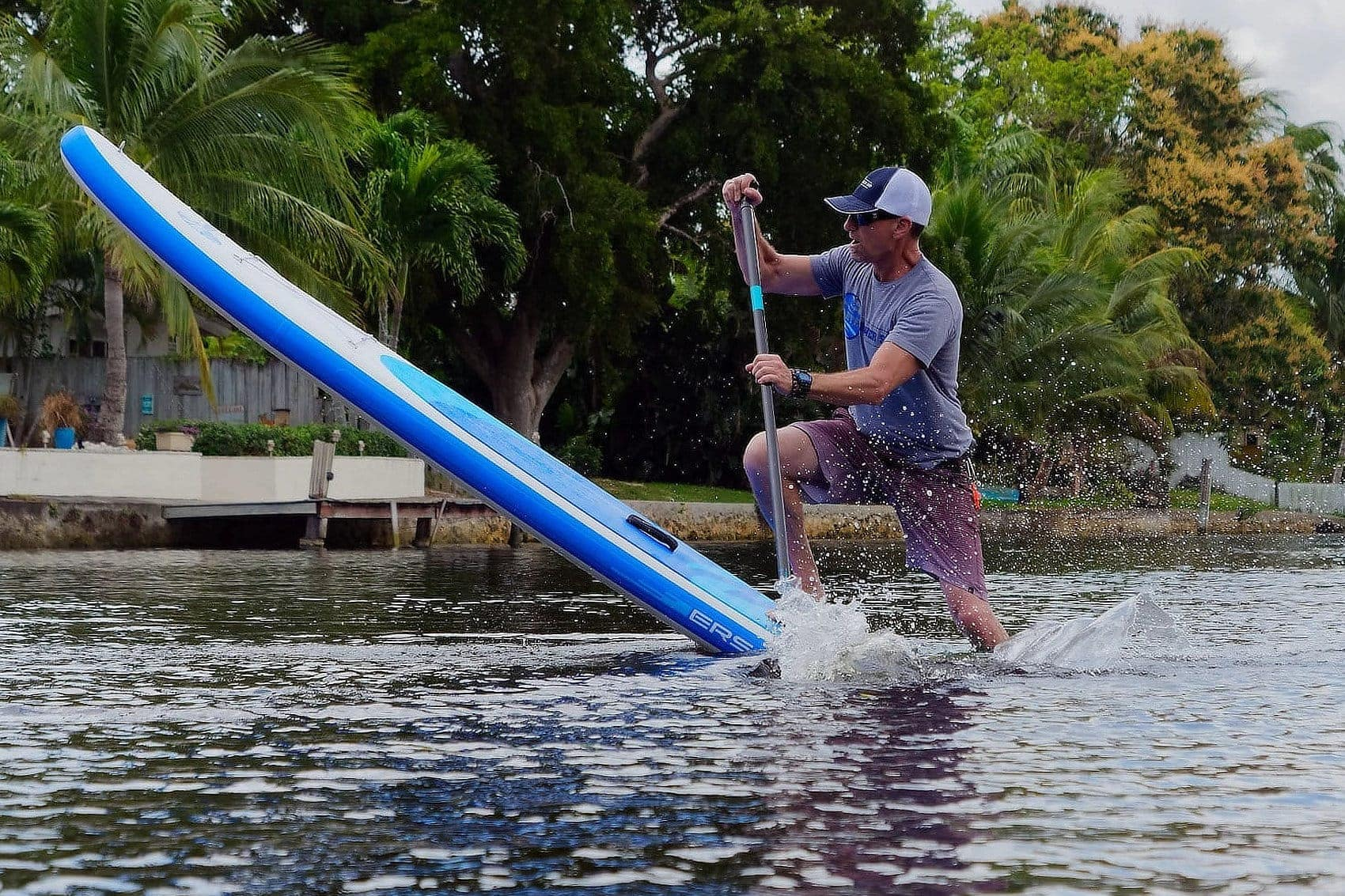 2019 Earth River SUP 11-2 SKYLAKE GT Board