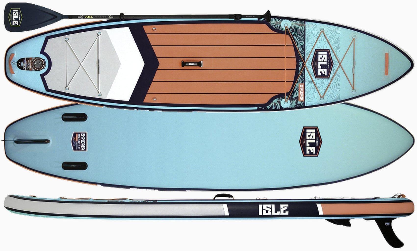 2019 ISLE Explorer 11'