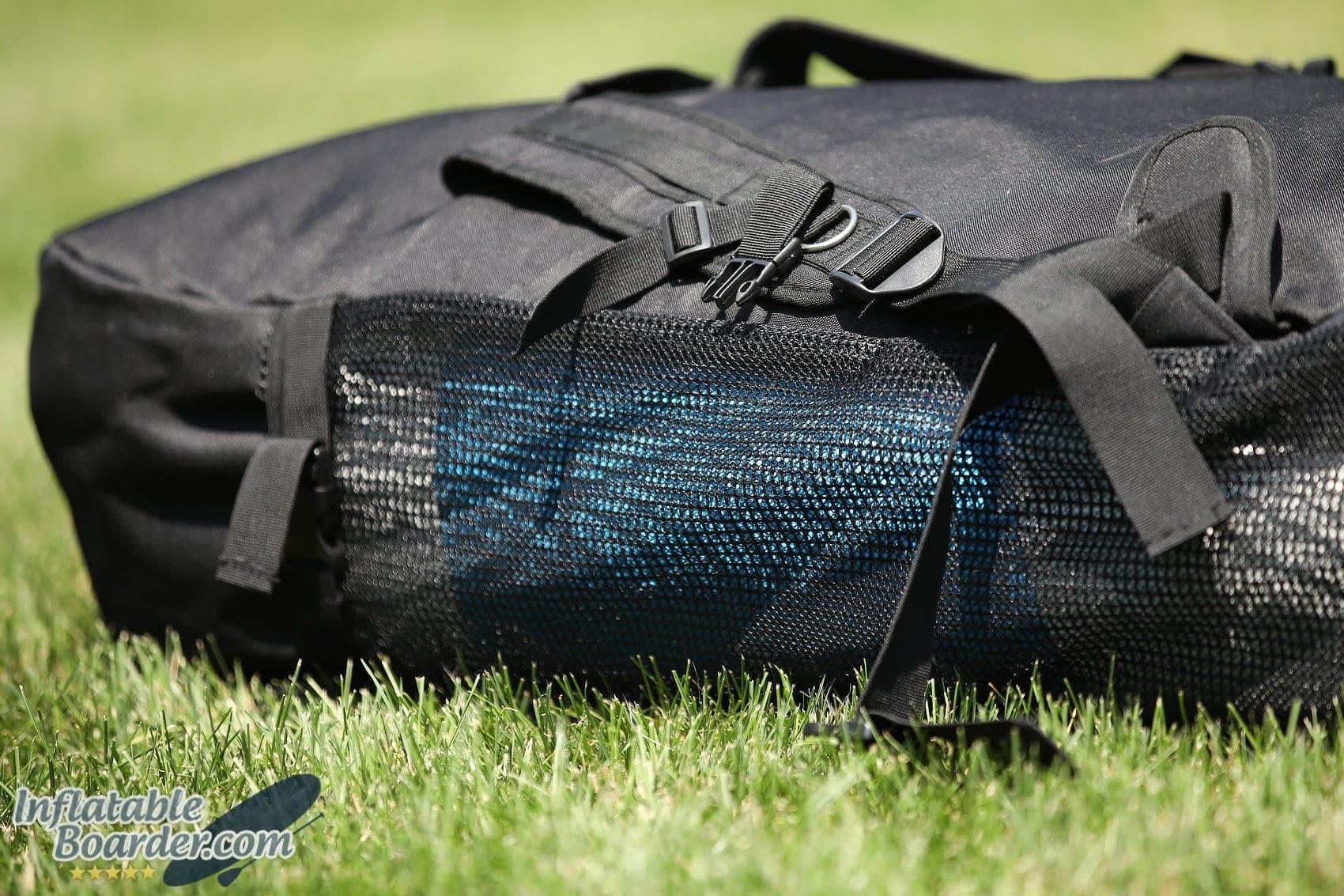 Backpack Mesh Side