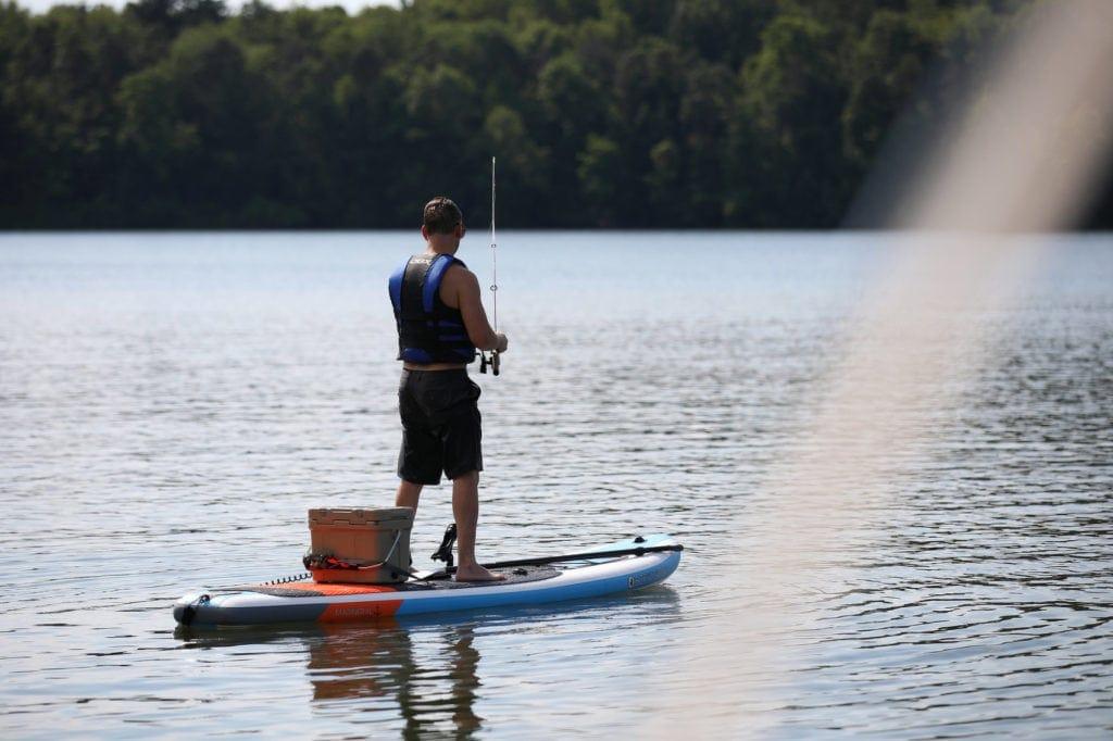 Best Fishing SUPs