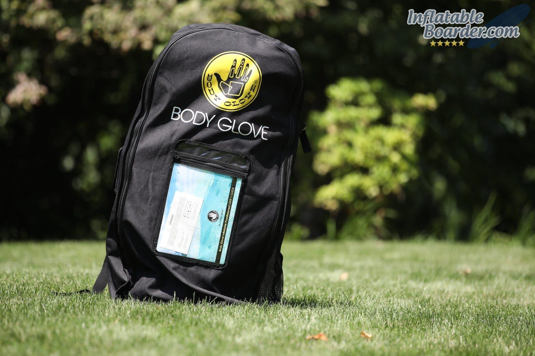 Body Glove Wheeled SUP Backpack