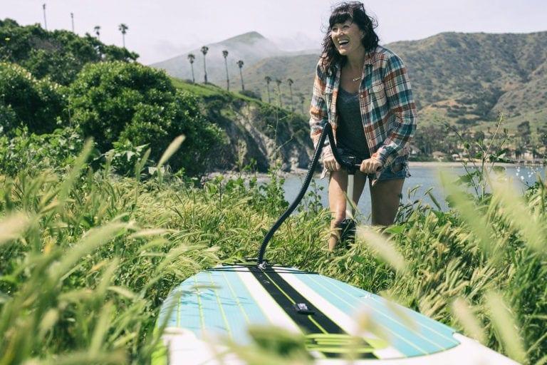 BŌTE Flood Aero Inflatable Paddle Board