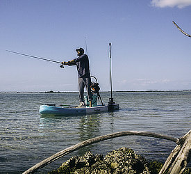 BŌTE Rackham Aero Fishing Paddle Board