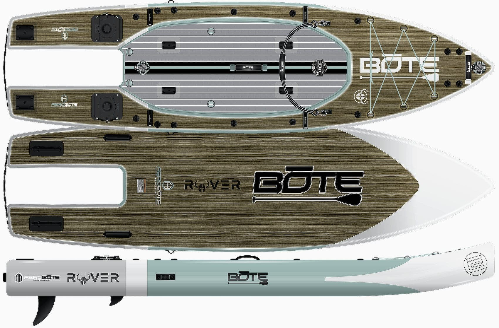 BŌTE Rover Aero