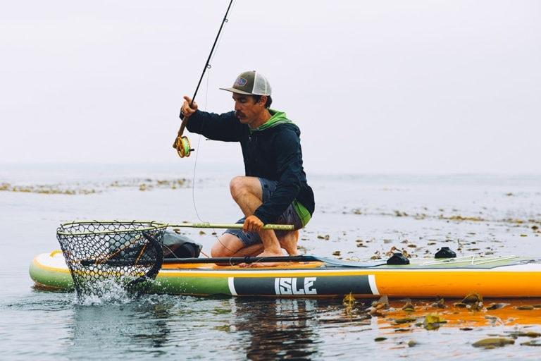 Catching Fish on ISLE Sportsman