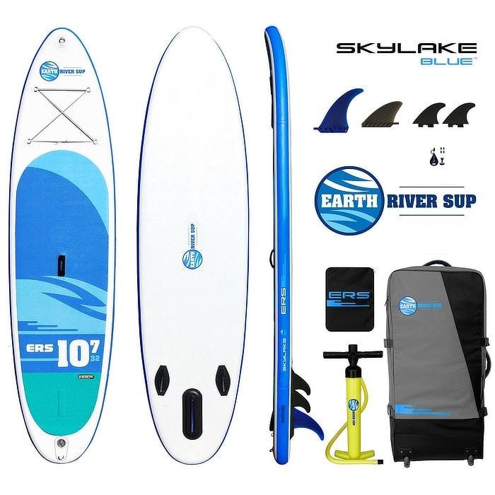 Earth River SUP 10-7 SKYLAKE BLUE Board