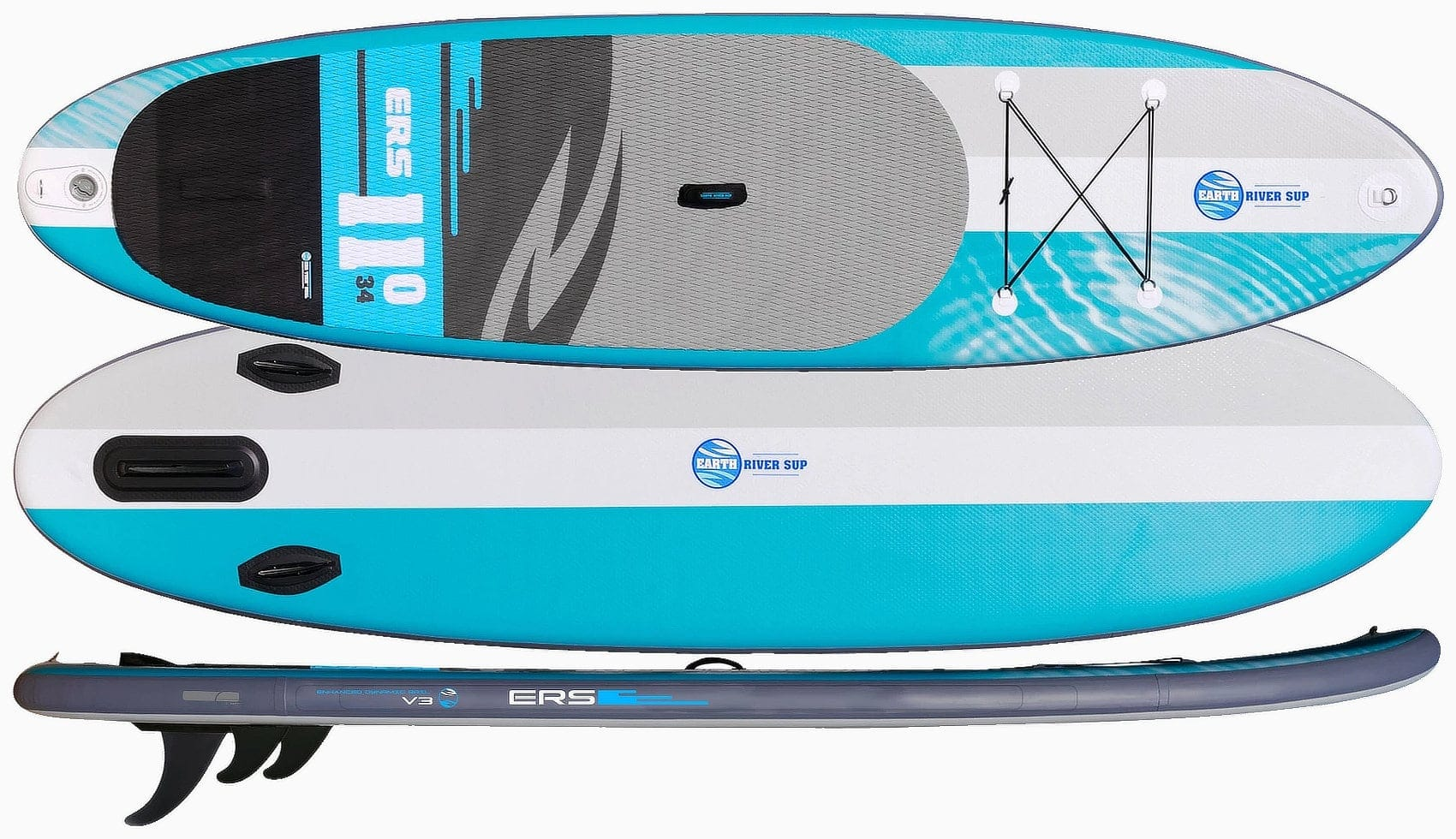 Earth River SUP 11-0 V3 Board