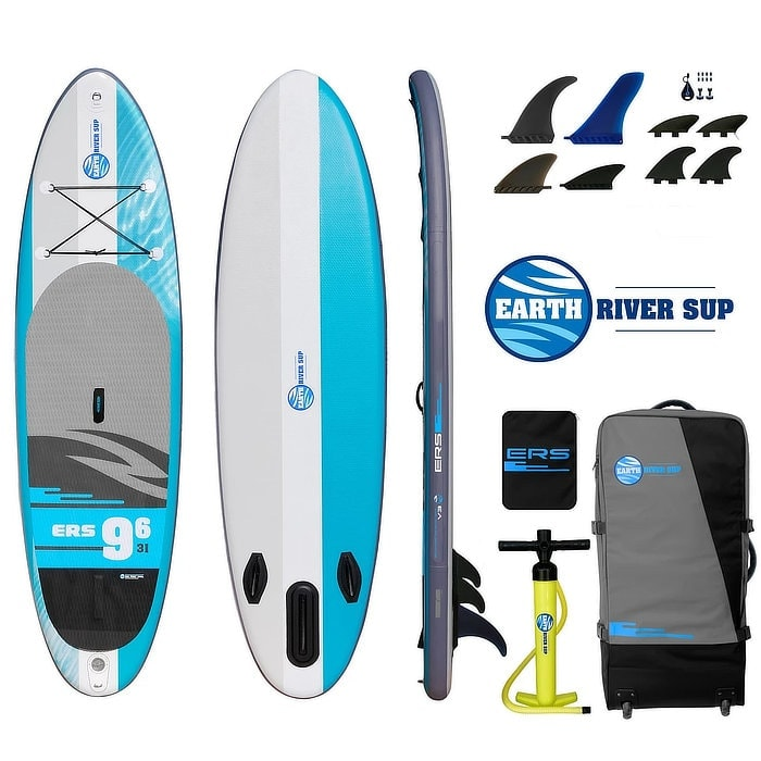 Earth River SUP 9-6 V3 Board