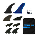 Earth River SUP V3 Fin Package