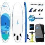 ERS 11-0 SKYLAKE BLUE Paddle Board Package