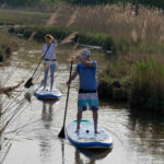 Family Paddling 9-6 SKYLAKE GREEN Paddle Board