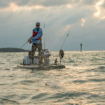 Fishing on Sea Eagle SUPCat10