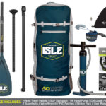 ISLE Explorer 11' Inflatable SUP Package