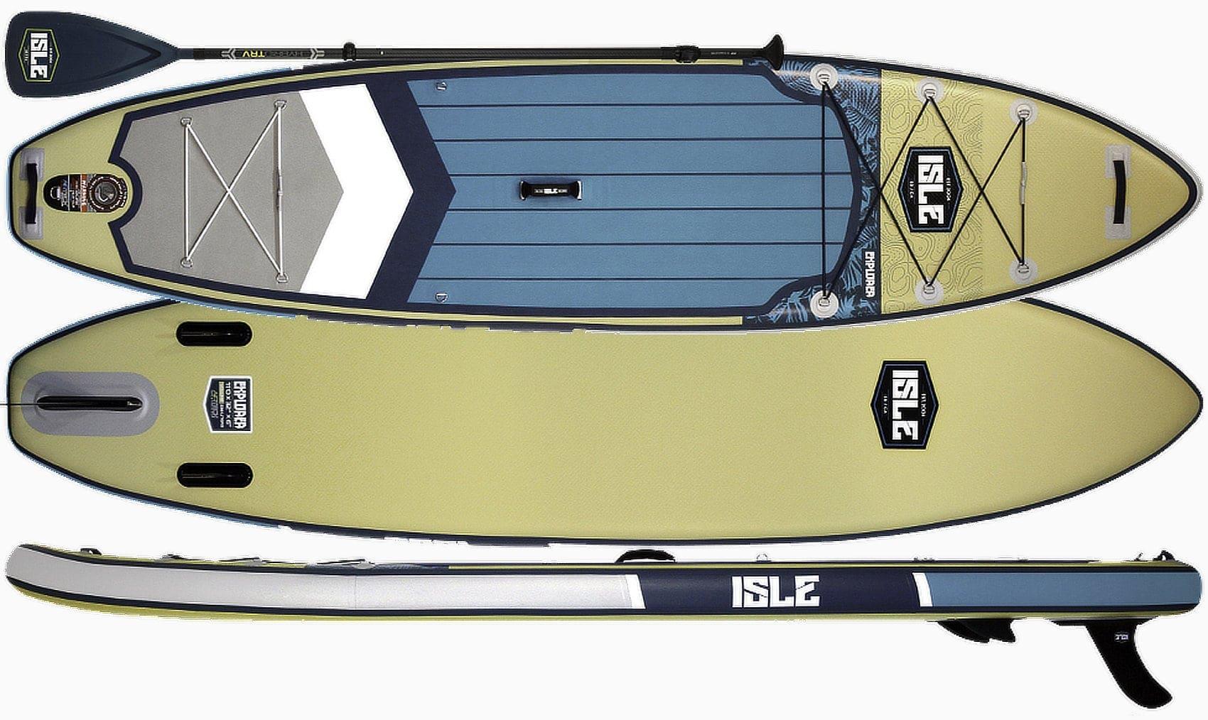 ISLE Explorer 12' iSUP