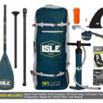 ISLE Explorer 12' SUP Accessory Bundle