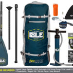 ISLE Pioneer Paddle Board Accessories