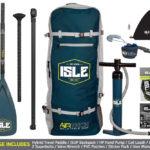 ISLE Sportsman Fishing SUP Accessories