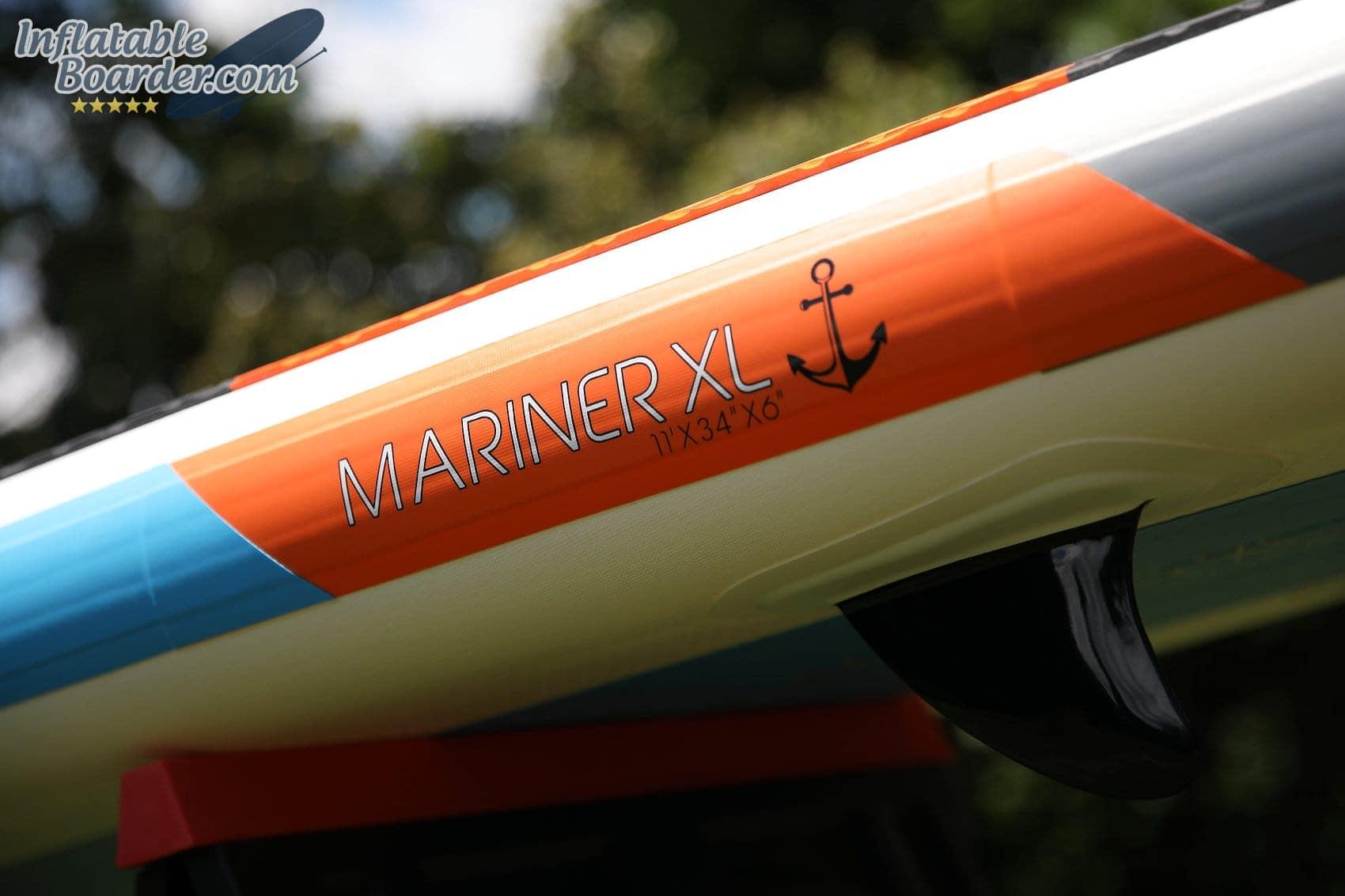 Mariner XL Paddle Board Rail